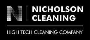 Nicholson Cleaning Company Logo