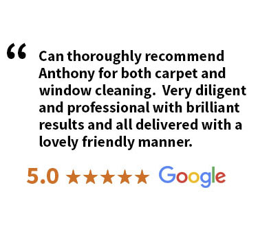 Window Cleaning Review on Google